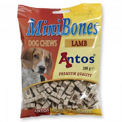 Picture of Antos Mini Bones Duo Lamb 200g