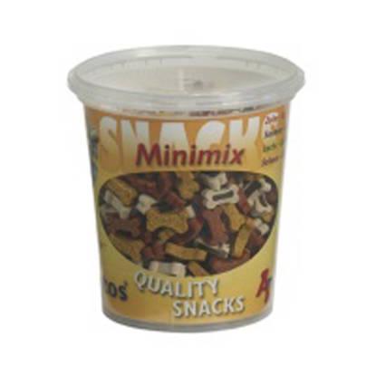 Picture of Antos Mini Bones Mixed Tub (Chicken/Lamb/Salmon) 500g