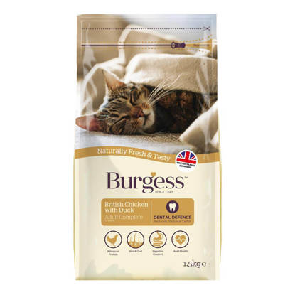 Picture of BURGESS CAT CHICKEN/DUCK