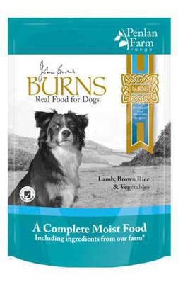Picture of Burns Penlan Range Lamb / Rice / Veg Pouches 6 x 400g