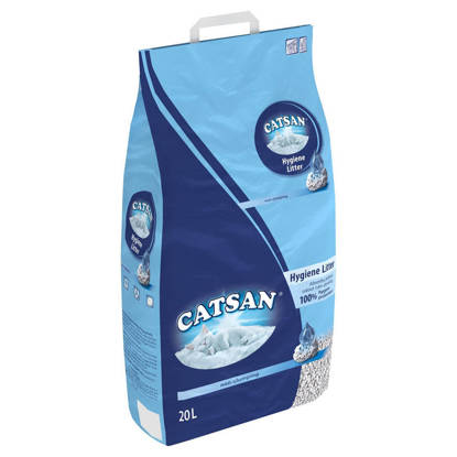 Picture of Catsan Hygiene Non Clumping Cat Litter 20L