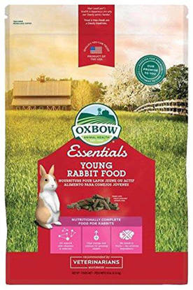 Picture of OXBOW ESSENTIALS YOUNG RABBIT