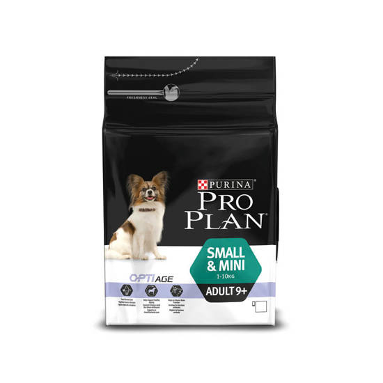 Picture of PROPLAN DOG ADULT SML/MINI 9+