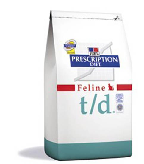 Picture of Hills T/D Feline 5kg
