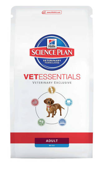 Picture of Hills VetEssentials Canine Adult Mini - 7kg