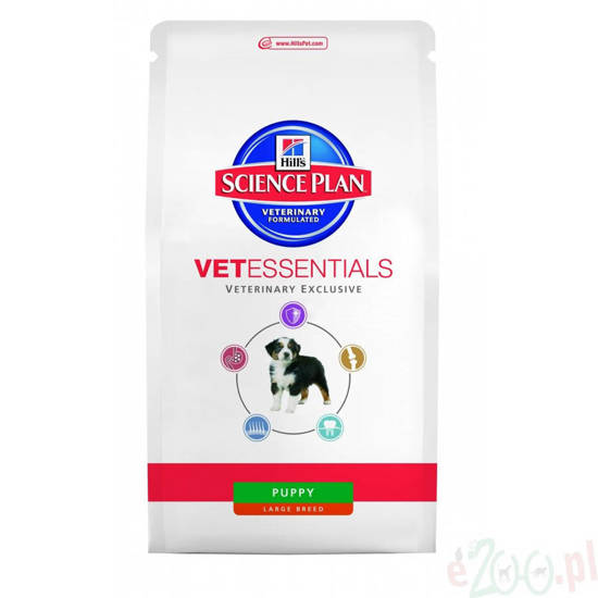 Picture of Hills VetEssentials Canine Puppy Large Breed Hills 12kg