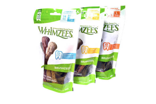 Picture of Whimzees ® Brushzees ® Value Pack Medium