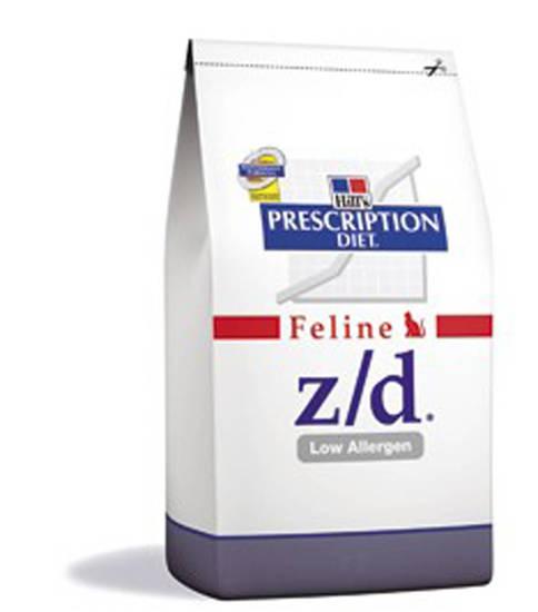 Picture of Hills Z/D Feline Low Allergen 2kg